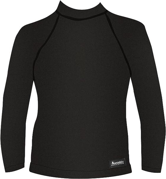 Aeroskin  Raglan Long Sleeve with Fuzzy Collar