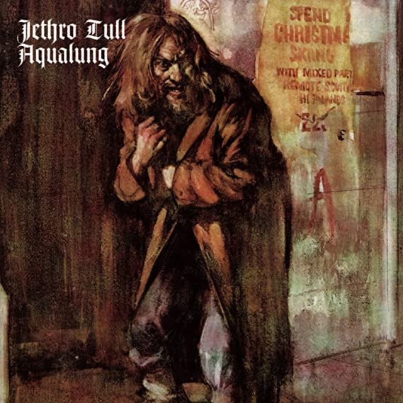 Aqualung (Special Edition): Amazon.co.uk: Music