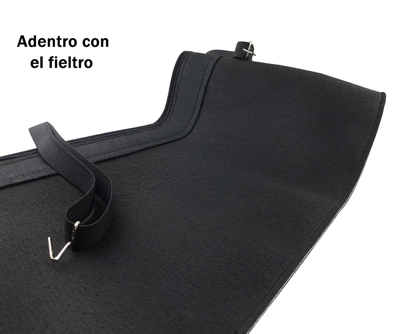 Protector de Capo para Polo 2 86C Capot Bra Protectores Coche m/áscara Tuning NUEVO