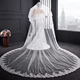 EllieHouse Women's 2 Tier Cathedral Lace Ivory