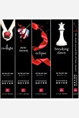 The Twilight Saga Complete Collection Kindle Edition