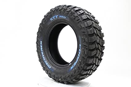e92c9f49640c Amazon.com: Cooper Discoverer STT PRO All-Season Radial Tire - LT265 ...