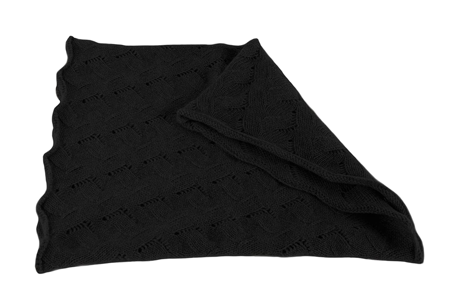 Womens 100/% Cashmere Infinity Scarf Snood Black made in Scotland by Love Cashmere RRP $150,One Size,Black LC041/_SCL/_black