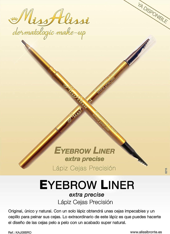 LAPIZ DE CEJAS Eyebrow Liner Extra Precise: Amazon.es: Belleza