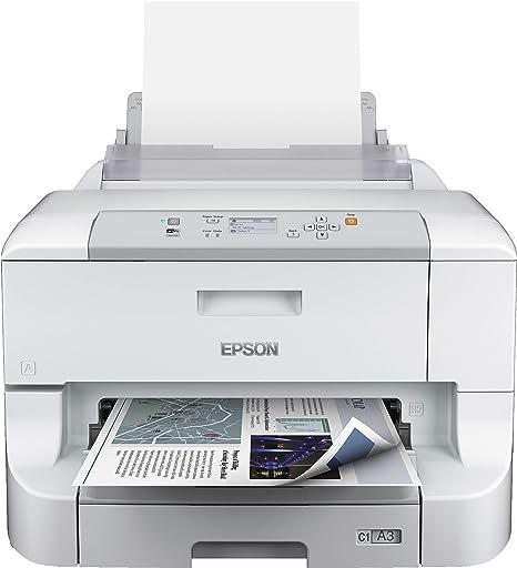 Epson Workforce Pro WF-8090DW - Impresora de Tinta (65000 ...