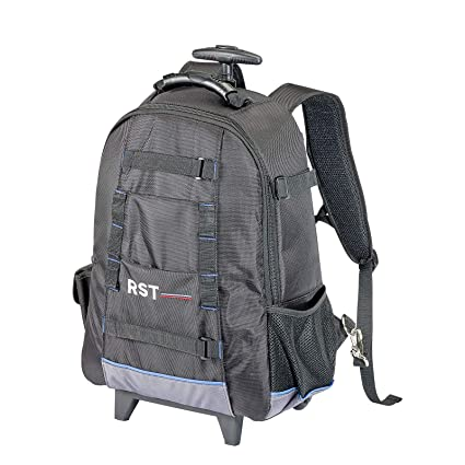 RST RBP002 - Bolsa trasera para herramientas de ruedas, color negro