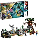 LEGO 70420 Hidden Side Graveyard Mystery Building Set, AR Games App, Interactive Augmented Reality Ghost Playset for iPhone/Android