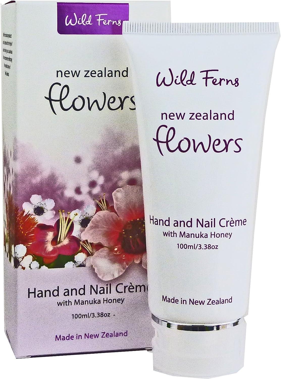 Wild Ferns NZ Manuka Honey Hand & Nail Cream