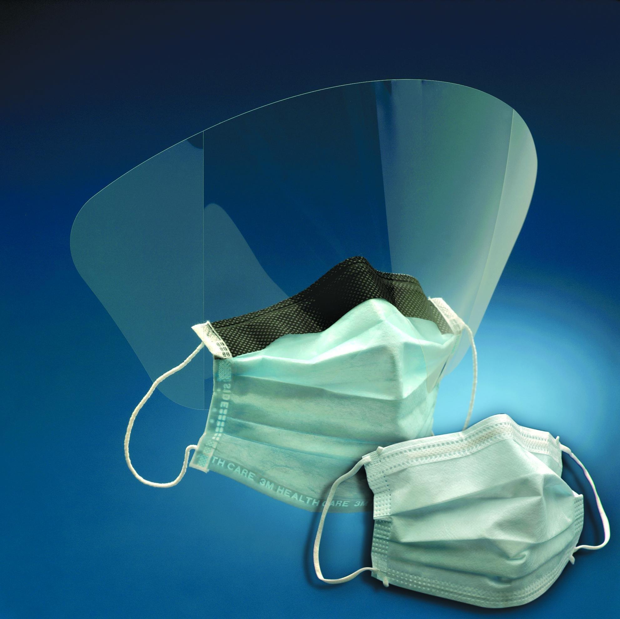 Mask Fluid Resist W/earloop Case of 600 by 3M
