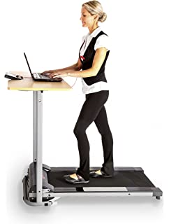 Office Fitness DeskWalker Desk Walker | Treadmill Desk| Treadmill  Workstation | Office Walking Desk