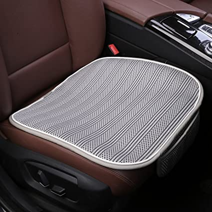 Car Seat CushionBreathable Comfort Drivers Covers Universal Interior Protector
