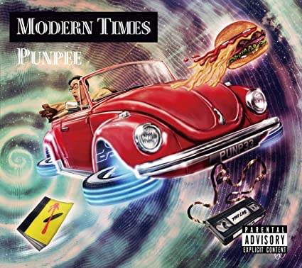 「MODERN TIMES PUNPEE 配信」の画像検索結果