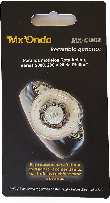 RECAMBIO GENÉRICO MX-CU02: Amazon.es: Salud y cuidado personal