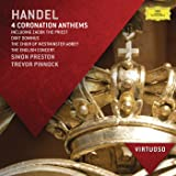 "Handel: 4 Coronation Anthems Including ""Zadok The Priest""; Dixit Dominus"