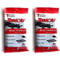 Tomcat Mouse Glue Trap, 4-Pack