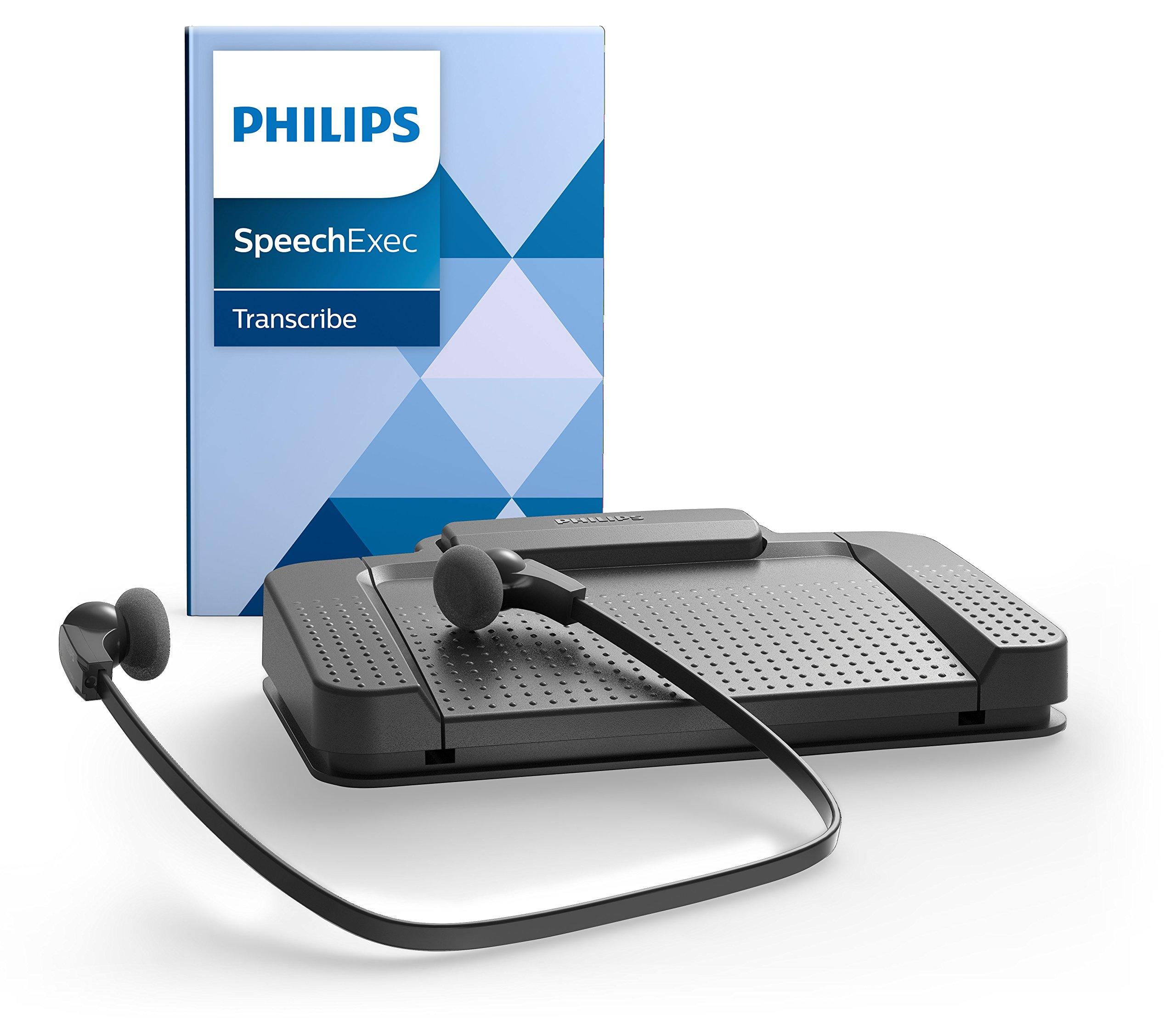 Philips USB SpeechExec Transcription Set 7177 by Philips Speech