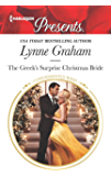 The Greek's Surprise Christmas Bride (Conveniently Wed! Book 3769) (English Edition)
