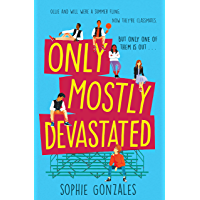 Only Mostly Devastated (English Edition)