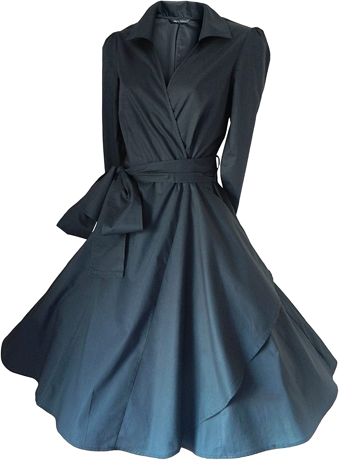LOOK FOR THE STARS Women's 50's Style Rockabilly Dress Sizes 4-22