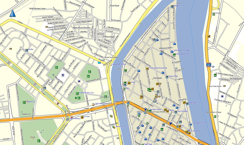 dispositivi di navigazione /8/GB microSD PC e Mac Africa e Medio Oriente di GPS Garmin/