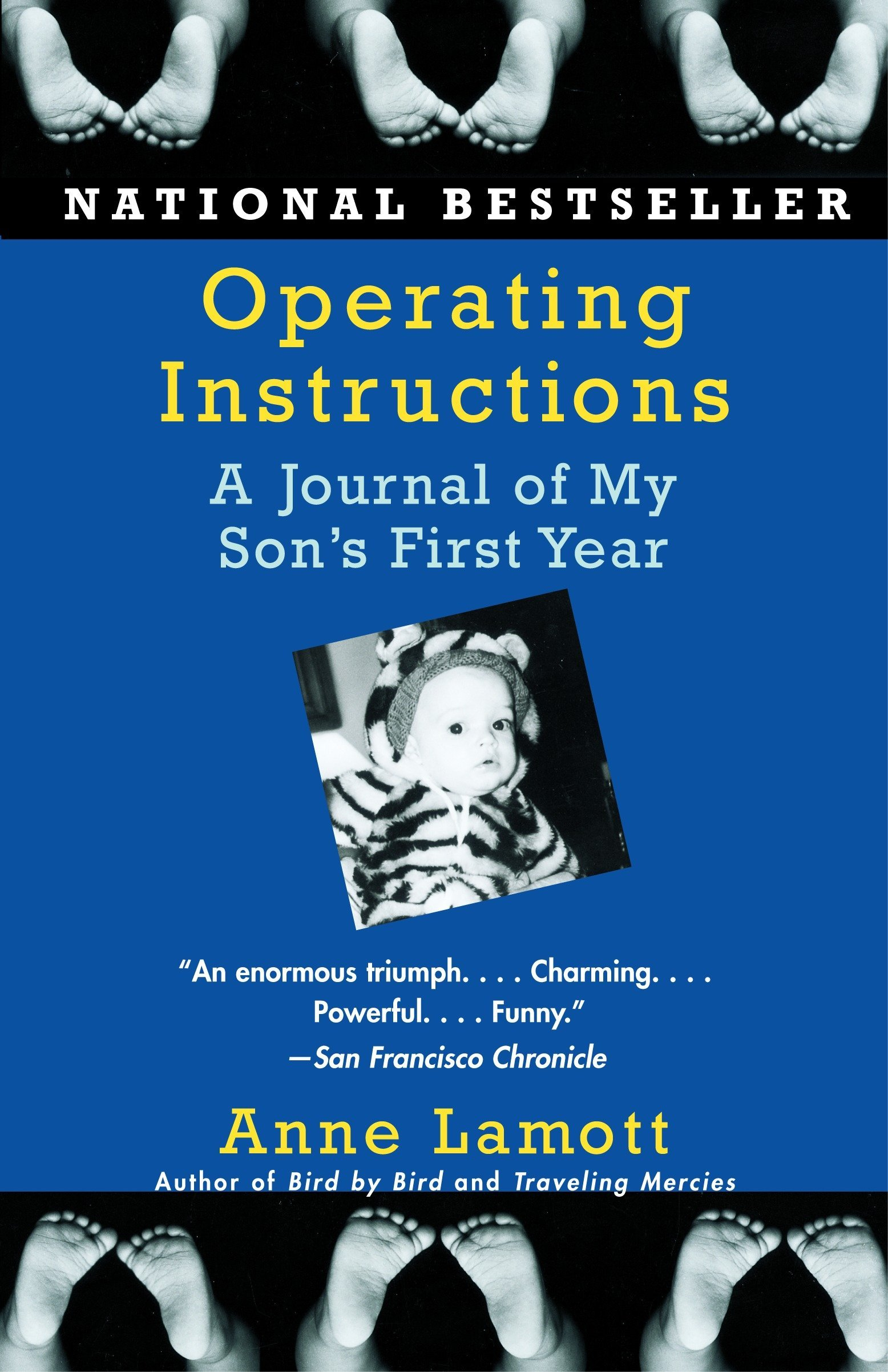 Operating instructions a journal of my sons first year anne operating instructions a journal of my sons first year anne lamott 9781400079094 amazon books fandeluxe Image collections