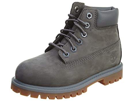 Boys 6 Classic Inch Timberland Grey Boot 5AjLc34Rq