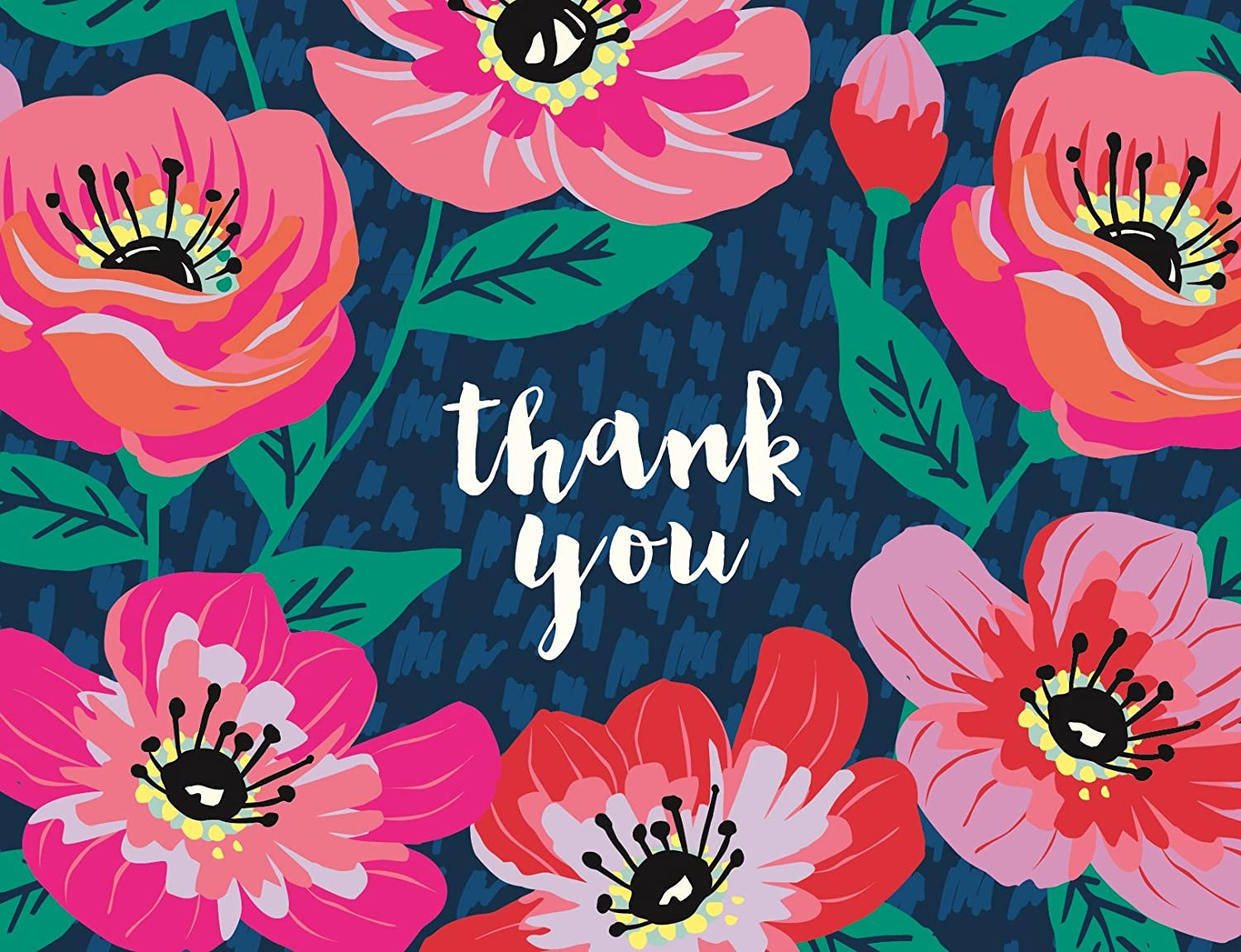 Amazon Waste Not Paper Thank You Greeting Card With Envelope