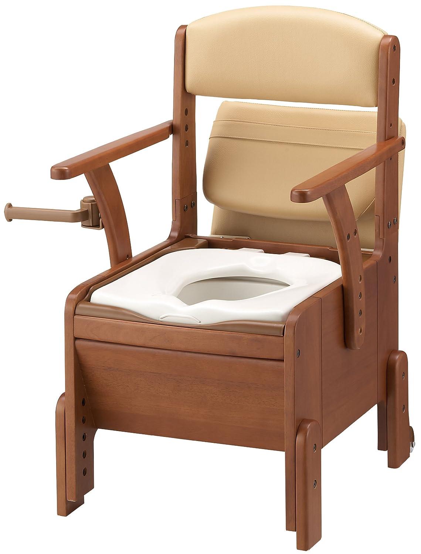 アロン化成 安寿 家具調トイレ コンパクト 標準便座 B00APTBTGK