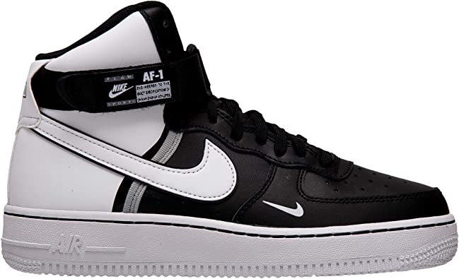 Nike Air Force 1 High Lv8 2 (GS), Scarpe da Basket Bambino