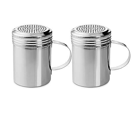 Amazon.com: Nueva Estrella Foodservice 28485 Dredge Shaker ...
