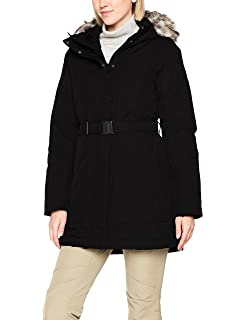 a316dbf6aa4 The North Face Womens Harway Insulated Parka - TNF Black - L: Amazon ...