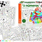 Diset 63638 - Pintar Por Números