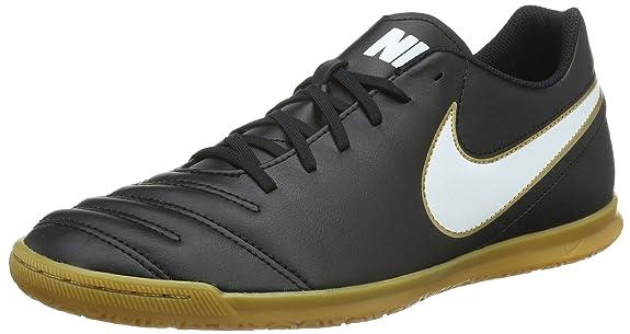 buy popular 1b70c a756f Amazon.com  Nike Mens Tiempo Rio III IC Indoor Soccer Shoe  Fashion  Sneakers