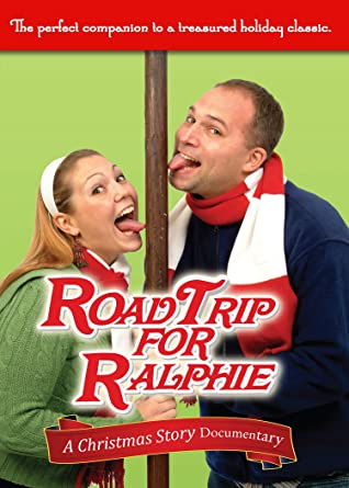 Image result for road trip for ralphie dvd