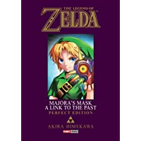 The Legend of Zelda - Majora'S Mask - a Link to the Past