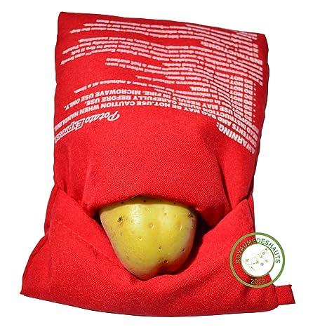 Bolsa para cocinar manzana de tierra/Potato Express