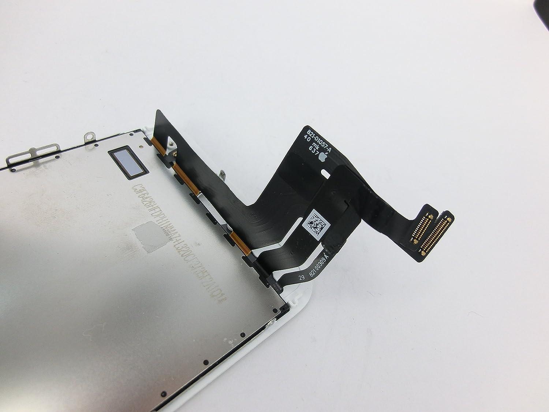Display LCD iPhone 7 weiß- refurbished: Amazon.de: Elektronik