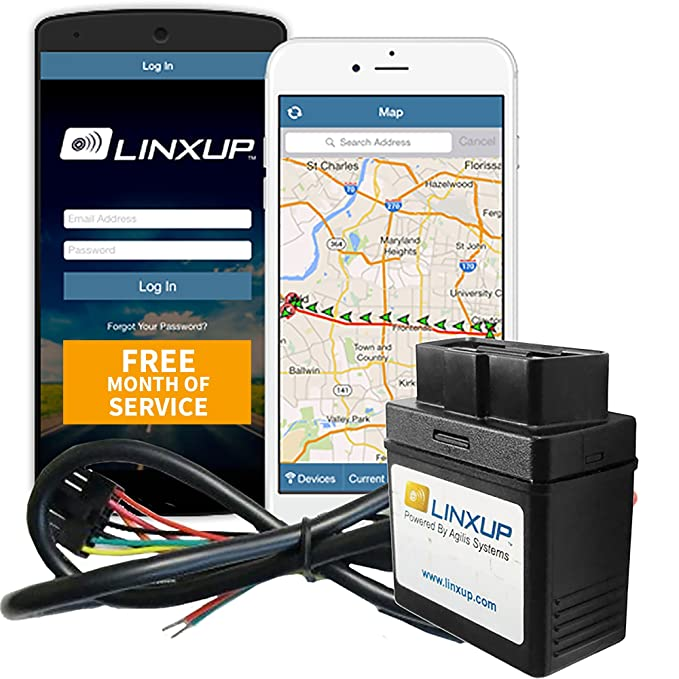 Amazon Com Linxup Lwaas1p1 Gps Trackers And System Wired Vehicle