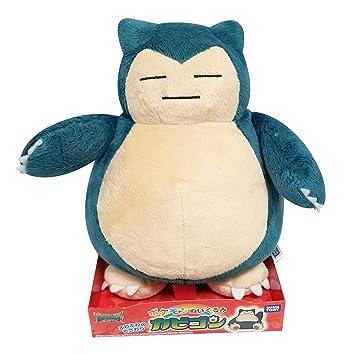 Takaratomy Snorlax Pokemon Takara Tomy Sol Y 9 Luna 54jq3ARL