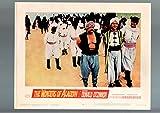 MOVIE POSTER: WONDERS OF ALADDIN-1961-LOBBY