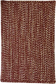 "product image for Capel Rugs Team Spirit Area Rug, 5' 6"" x 5' 6"", Garnet Gold"