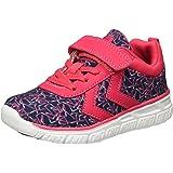 Hummel Crosslite Print Sneaker JR, Chaussures de Fitness Fille