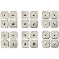 Beurer set de 24 Electrodos (4,5 x 4,5 cm) para EM40 EM41 EM49 EM80