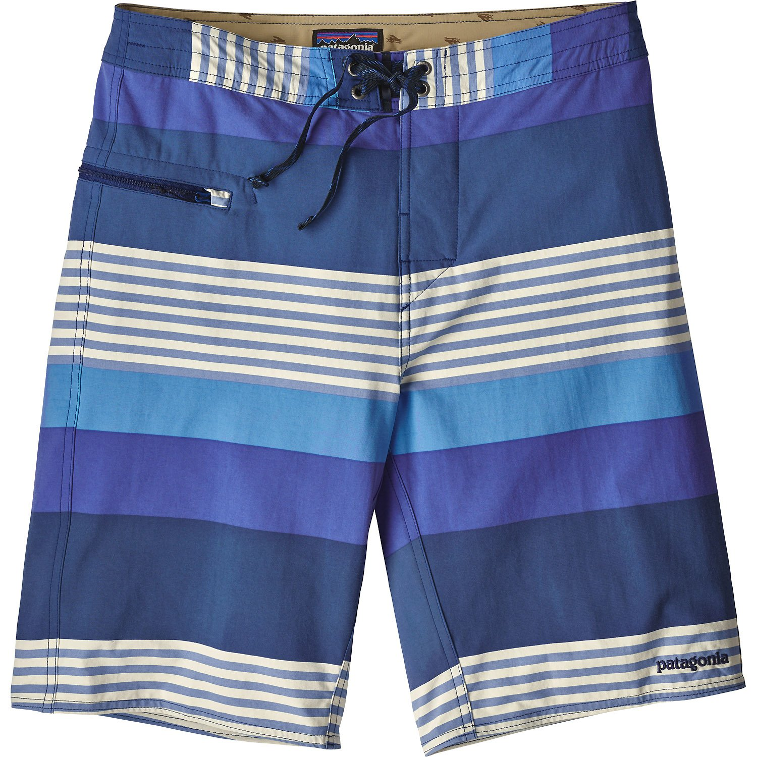 Patagonia M 'S Stretch Herren Boardshorts 21 in, Shorts
