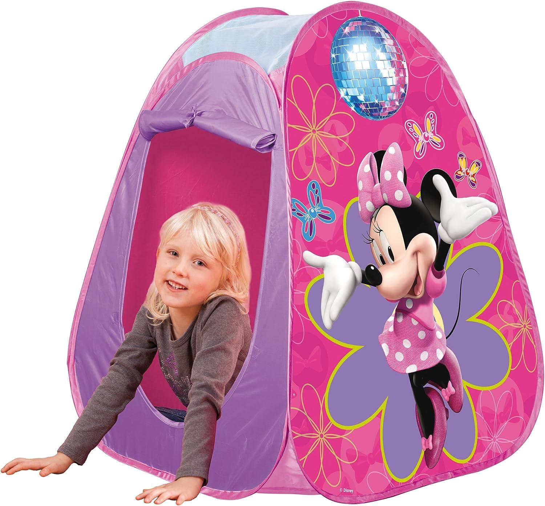 Tenda Da Gioco Pop Up Casetta Casa Mia And Me Interni Esterni 75x75x90 Cm