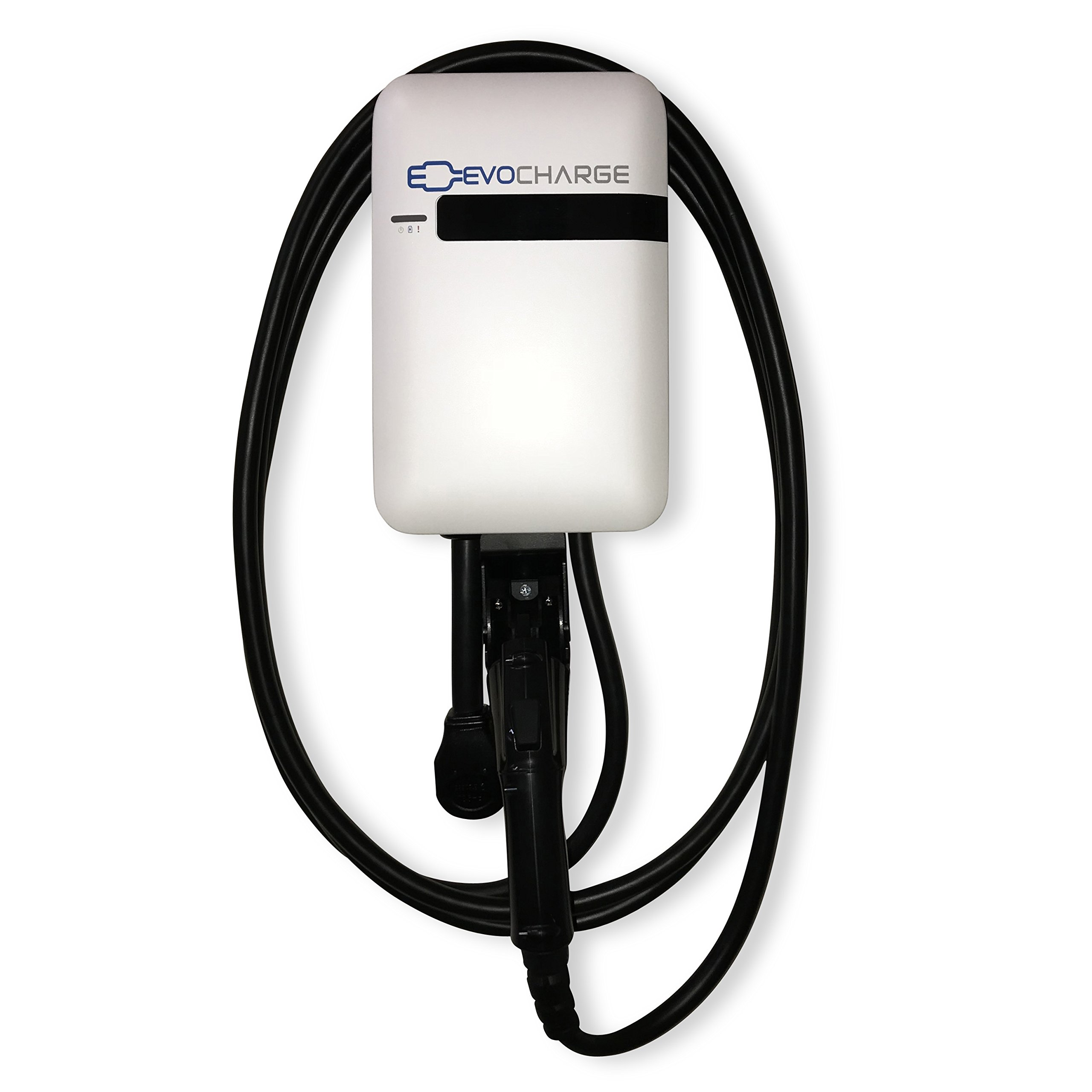 EVoCharge EVoInnovate, Level 2 EV Charger, 240 Volt 32 Amp Electric Vehicle Charging Station, UL Listed EVSE, Wall Mount & Portable, Adjustable Current Output - Charge up to 8X Faster Than Level 1 by EVoCharge (Image #1)