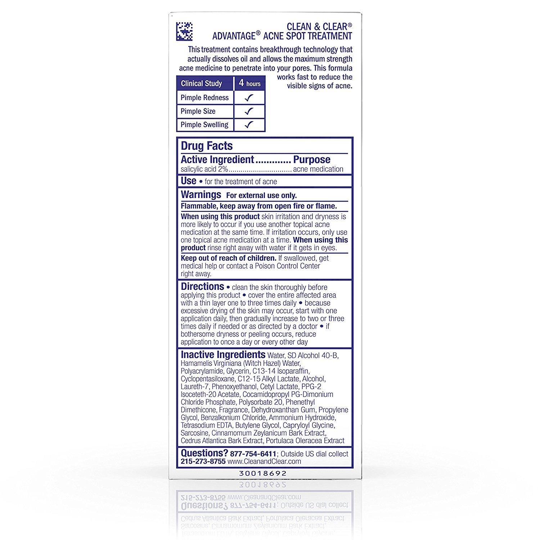 Amazon.com : Cremas Para Quitar El Acne Rapido - Con Acido Salicilico - Tratamiento Para El Acne : Beauty