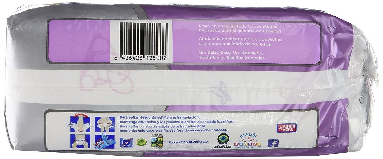 Moltex Premium Bolsa de Pañales Desechables - 18 Pañales: Amazon.es: Salud y cuidado personal