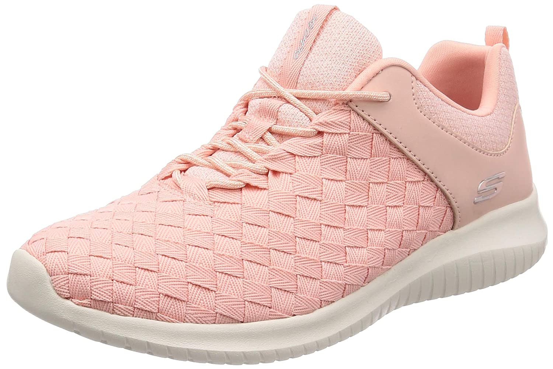 Skechers Ultra Flex Weave Away Womens Sneakers