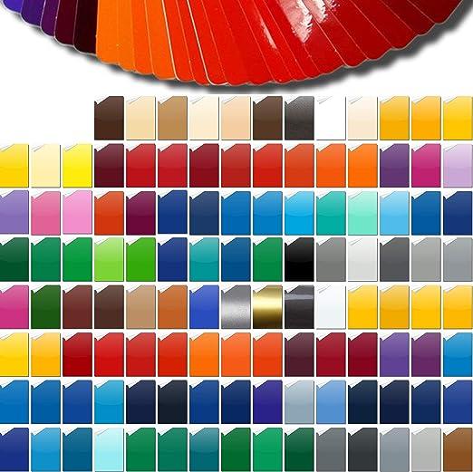 ORACAL 751C //// 30x21cm //// Plotterfolie Vinylfolie Autofolie 15,87€//m²